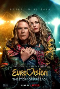 Eurovision Song Contest: The Story of Fire Saga (2020) ไฟร์ซาก้า: ไฟ ฝัน ประชัน เพลง EUROVISION SONG CONTEST NETFILX Soundtrack