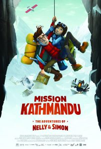 Mission Kathmandu The Adventures of Nelly & Simon (2017) การผจญภัยของ เนลลี่และไซมอน